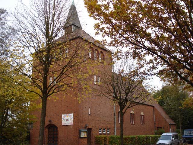 Klein Borstel Hamburg, Nov 2008