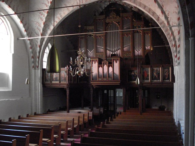 Marcussen organ Gettorf, Germany