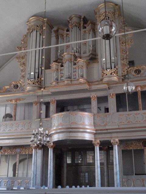 Plambeck/Marcussen/Rohlf organ Preetz, June 2009