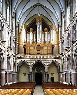Kuhn organ St Johannis Altona, Sept 2008